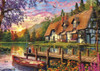 Waiting for Supper - 500pc Jigsaw Puzzle by Gibson