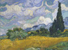 Wheat Field with Cypresses by Vincent van Gogh - 1000pc Jigsaw Puzzle by Eurographics