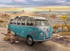 The Love & Hope VW Bus by Greg Giordano - 1000pc Jigsaw Puzzle by Eurographics