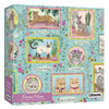 Famous Felines - 1000pc Jigsaw Puzzle by Gibson