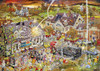 I Love Autumn - 1000pc Jigsaw Puzzle by Gibson