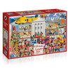 Lifting the Lid: Buckingham Palace - 1000pc Jigsaw Puzzle by Gibson
