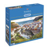 Staithes - 1000pc Jigsaw Puzzle by Gibson