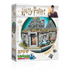 Harry Potter: Hagrid's Hut - 270pc 3D Puzzle by Wrebbit
