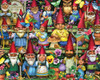 Gnomes Galore - 1000pc Jigsaw Puzzle by Vermont Christmas Company
