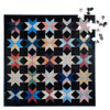 New York Quilt - 1000pc Jigsaw Puzzle By Four Point Puzzles