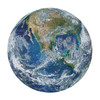 The Earth - 1000pc Shaped Jigsaw Puzzle By Four Point Puzzles