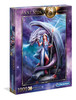 Anne Stokes: Dragon Mage - 1000pc Jigsaw Puzzle by Clementoni