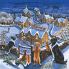A Special View of Santa - 500pc Jigsaw Puzzle By Sunsout