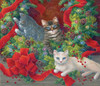 The Unmaking of the Wreath - 550pc Jigsaw Puzzle By Sunsout