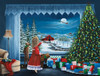 Santa's Coming - 300pc Large Format Jigsaw Puzzle By Sunsout