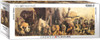 Noah's Ark by Haruo Takino - 1000pc Panoramic Jigsaw Puzzle by Eurographics