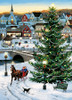 Village Tree - 500pc Jigsaw Puzzle By Cobble Hill