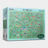 Jeju Life - 1000pc Jigsaw Puzzle By PuzzleLife
