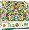 Replica: Bluebirds - 1000pc Jigsaw Puzzle by Masterpieces