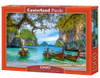 Beautiful Bay in Thailand - 1500pc Jigsaw Puzzle By Castorland