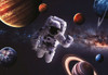 Outer Space - 1000pc Jigsaw Puzzle by Turner Puzzles