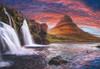 Wonderful Waterfall - 1000pc Jigsaw Puzzle by Turner