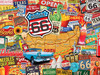Greetings From: Route 66 - 550pc Jigsaw Puzzle by Masterpieces