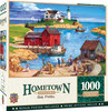 Hometown Gallery: Ladium Bay - 1000pc Jigsaw Puzzle by Masterpieces