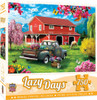 Lazy Days: A Farm's Alive - 750pc Jigsaw Puzzle by Masterpieces