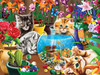 Family Hour: Marvelous Kittens - 400pc Family Style Jigsaw Puzzle by Masterpieces