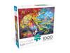 Rose Cat Khan: Autumn Castle Festival - 1000pc Jigsaw Puzzle by Buffalo Games