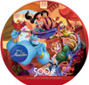 Disney: Aladdin - 500pc Round Jigsaw Puzzle by Ceaco