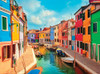 Venice Canal - 1000pc Jigsaw Puzzle By Serious Puzzles