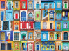 Doors and Windows - 1000pc Jigsaw Puzzle By Serious Puzzles