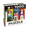 Puppy Portraits - 1000pc Jigsaw Puzzle by Turner