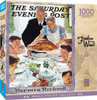 Saturday Evening Post: Freedom from Want - 1000pc Jigsaw Puzzle by Masterpieces