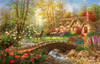 Visiting - 1000pc Jigsaw Puzzle By Sunsout