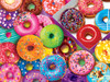 I love Donuts - 300pc Large Format Jigsaw Puzzle by Cra-Z-Art