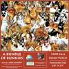 Bundle of Bunnies - 1000pc Jigsaw Puzzle By Sunsout