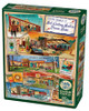 Mid-Century Modern Dream House - 1000pc Jigsaw Puzzle By Cobble Hill