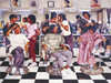 Beauty Shop Gossip - 1000pc Jigsaw Puzzle By Sunsout