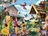 Gathering for Summer - 1000pc Jigsaw Puzzle by SunsOut