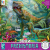Prehistoria: Dino Jungle - 300pc Large Format Jigsaw Puzzle by Ceaco
