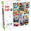 Dog Days: Boo Collage - 750pc Jigsaw Puzzle by Buffalo Games