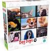 Dog Days: Pet's Virtual Hangout - 750pc Jigsaw Puzzle by Buffalo Games