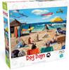 Dog Days: Ruff Summer - 750pc Jigsaw Puzzle by Buffalo Games