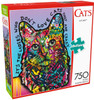 Cat Lady - 750pc Jigsaw Puzzle by Buffalo Games