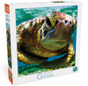 Turtle Swimmer - 300pc Large Format Jigsaw Puzzle by Buffalo Games