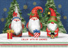Gnome Christmas - 1000pc Jigsaw Puzzle by Lang