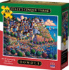 Italy's Cinque Terre - 500pc Jigsaw Puzzle by Dowdle