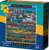 Omaha Trains - 500pc Jigsaw Puzzle by Dowdle
