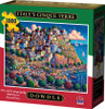 Italy's Cinque Terre - 1000pc Jigsaw Puzzle by Dowdle