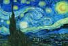 Eurographics Jigsaw Puzzles - Van Gogh: Starry Night