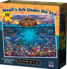 Noah's Ark Under the Sea - 100pc Jigsaw Puzzle by Dowdle
